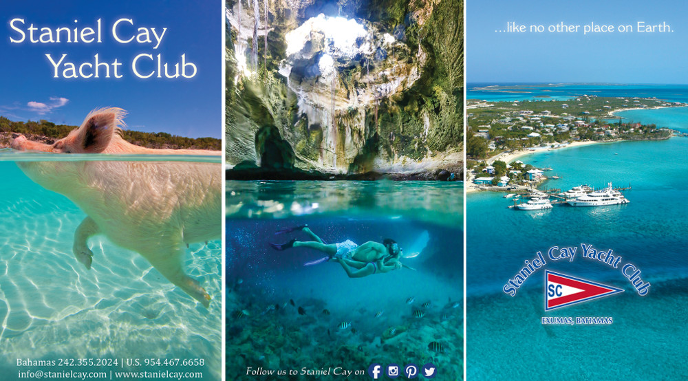 Pigs Of Paradise - Pre-Launch Book Party at Staniel Cay